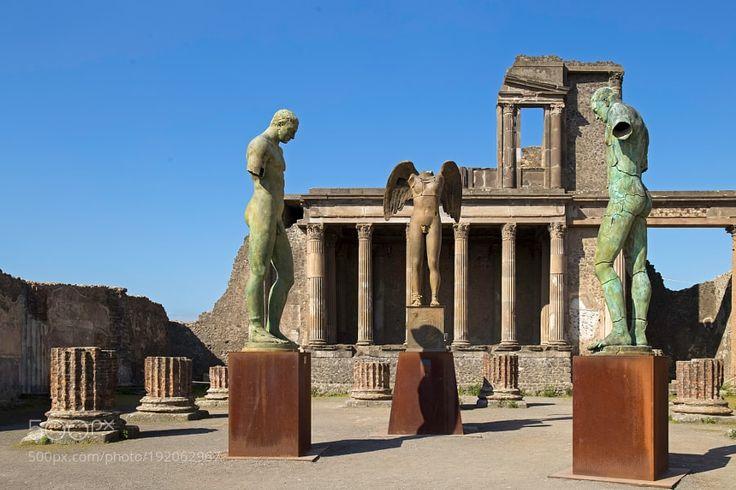 Popular on 500px : Pompeii exhibition by Photox0906