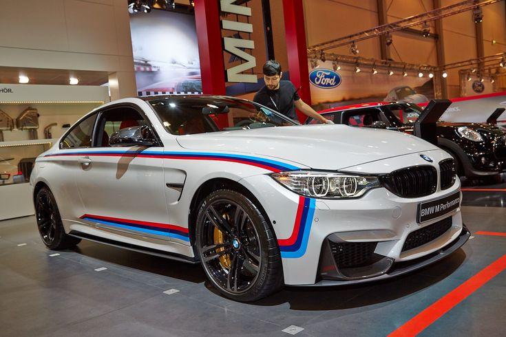 Essen 2014: BMW M4 M Performance Parts