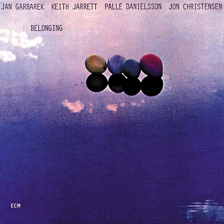 Keith Jarrett Belonging on 180g LP Belonging is the 1974 debut recording from one of the most outstanding groups of its era, Keith Jarrett's European Quartet. Jarrett had been well aware of these musi