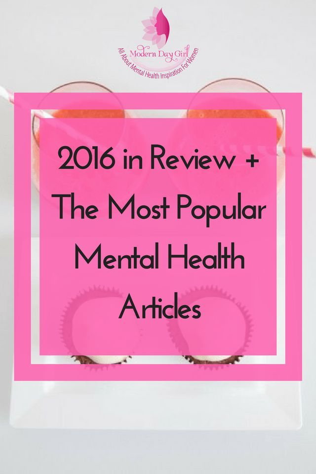 Want the very best articles on mental health and anxiety at the tip of your fingers? This is the post for you. Includes a 2016 review!