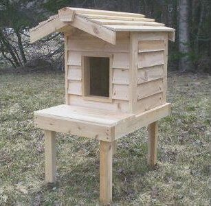 40 Best Images About Cat House On Pinterest Cats Feral Cat Shelter And Lit