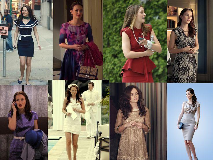 Гид по стилю: Блэр Уолдорф | Fashionboudoir.ru