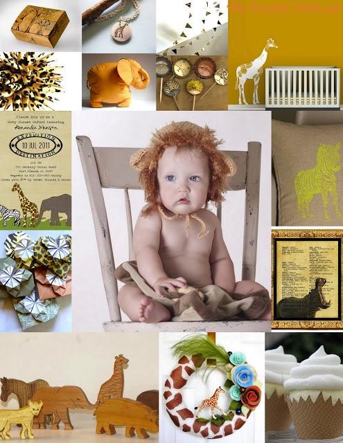 safari shower jungle baby showers animal baby showers baby shower