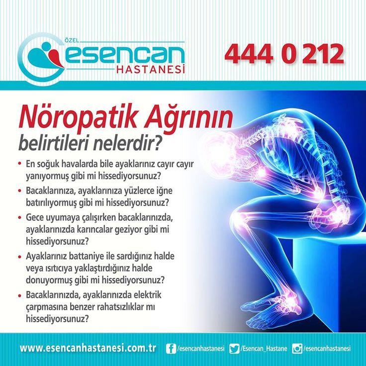 Beyin ve Sinir Cerrahisi Uzmanımız Prof. Dr. Özkan ATEŞ'ten;  Nöropatik Komponentli Bel Ağrısı Nedir? Nöropatik Ağrı Tedavi Süreci Nasıldır?