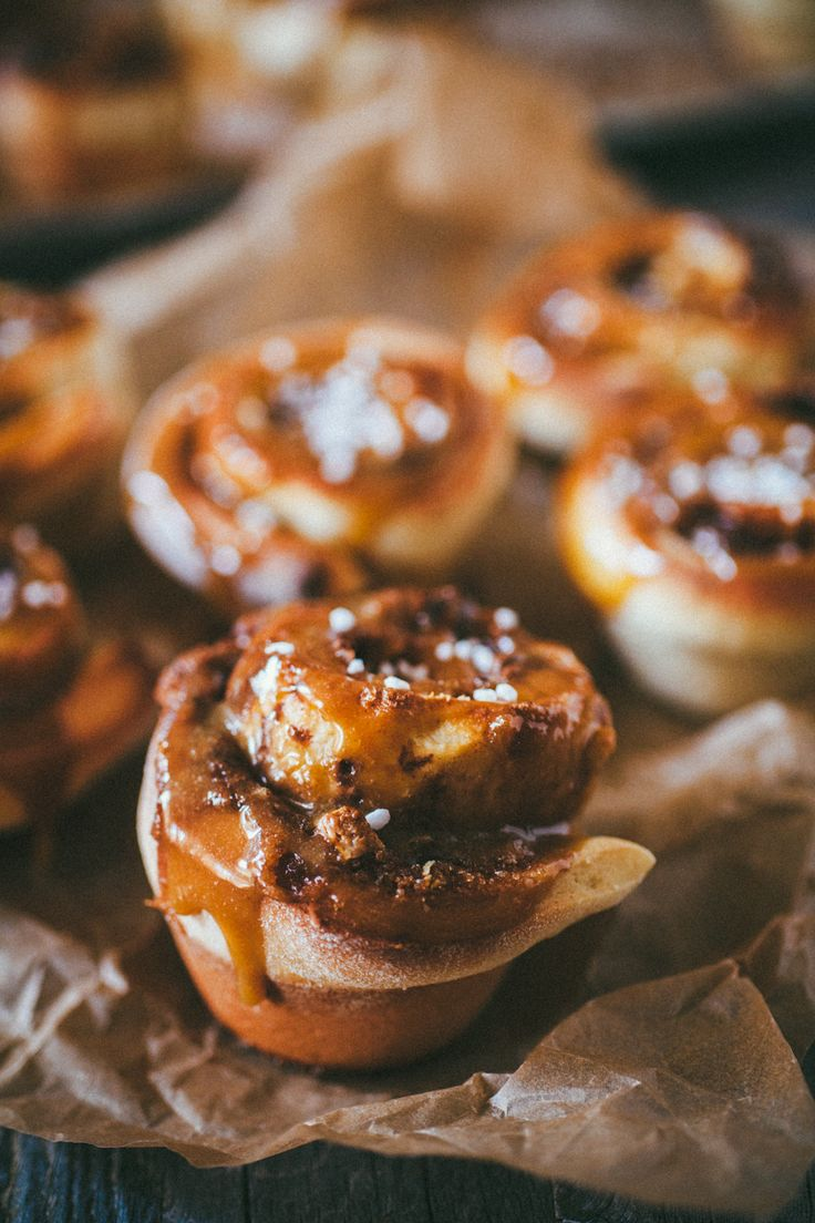 60 Minute Sticky Buns - The Crepes of Wrath