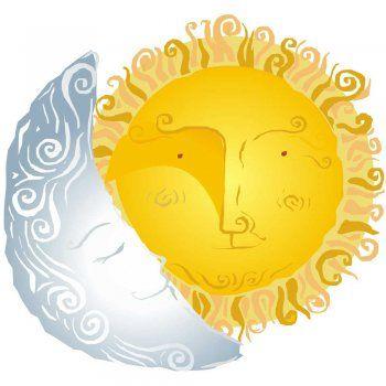 El sol y la luna. Leyenda mexicana para niños.