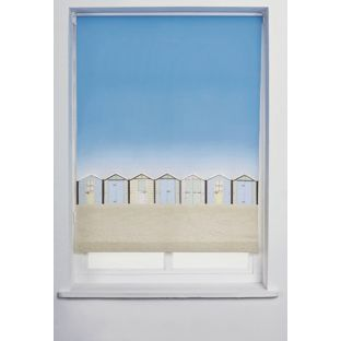 Buy 2ft Beach Hut Roller Blind at Argos.co.uk - Your Online Shop for Blinds.