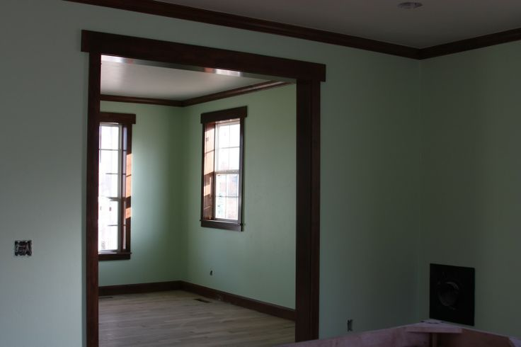 23 Best Decorating With Dark Wood Trim Images On Pinterest