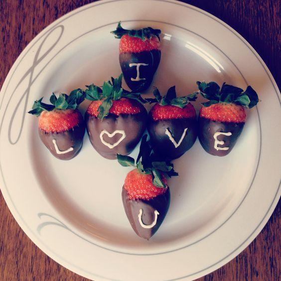 Valentines day surprise <3: