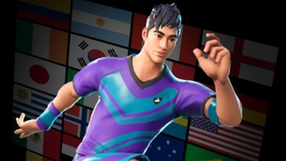 Red Soccer Skin Fortnite World Cup Fortnite World Cup Skins Are Fully Customisable Pcgamesn Di 2020