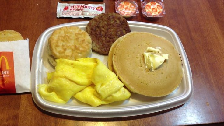 Review: McDonalds Big Breakfast with Hotcakes  I found him back! Gary, America's 51st Star, bet he has a good damn Mom!!(!)