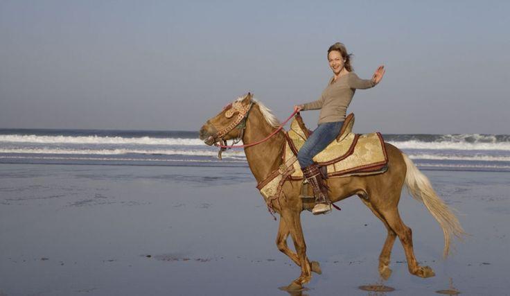 Alexandra Vandernoot: sous le soleil d'Agadir
