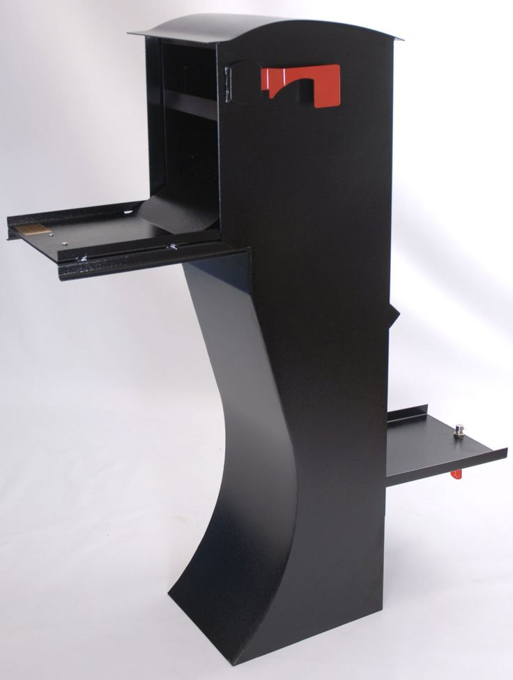 CurbVault Security Mailbox Defense Against Mail Theft, from Mail Theft Solutions, Inc.