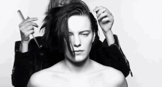 """In Crocker's """"Whatever"""" campaign video, the transformation happens right before your eyes. 