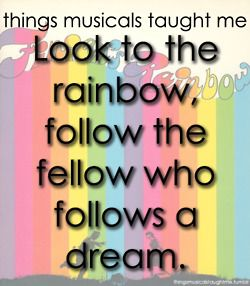 Finian's Rainbow~Not so much for the show but some of the music.