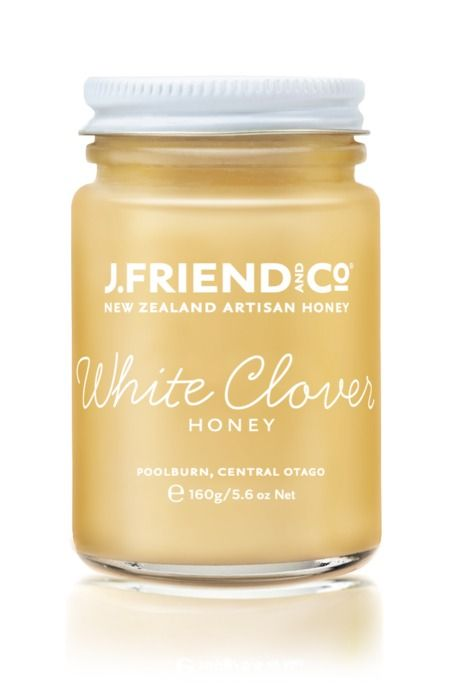 J. Friend and Co. honey
