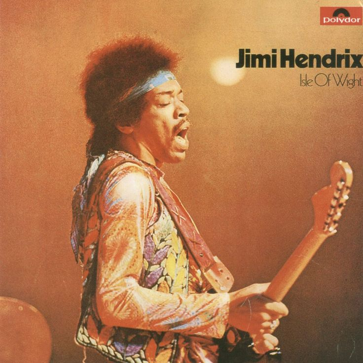 Caratula Frontal de The Jimi Hendrix Experience - Isle Of Wight