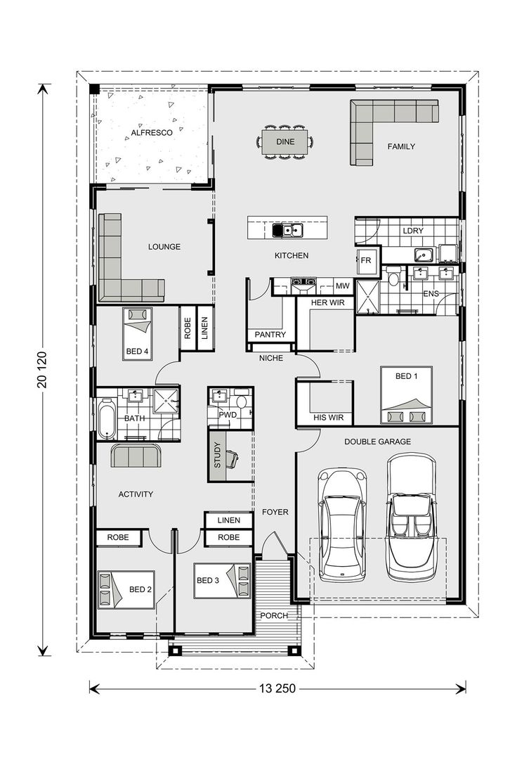 Casuarina 255, Our Designs, Sydney - North (Brookvale) Builder, GJ Gardner Homes Sydney - North (Brookvale)