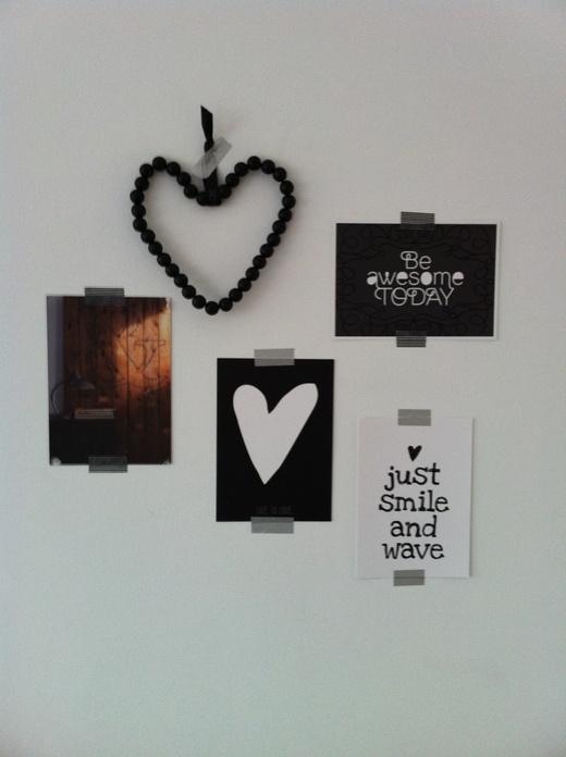 Stephanies interior / Postcards PAQHUIS.n l   ❥