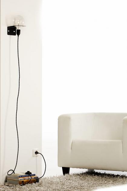 die besten 25 wandleuchte mit schalter ideen auf pinterest fahrradgestell wandlampe mit. Black Bedroom Furniture Sets. Home Design Ideas