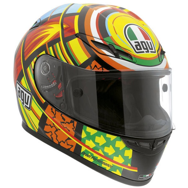 AGV Valentino Rossi Elements Replica Helmet