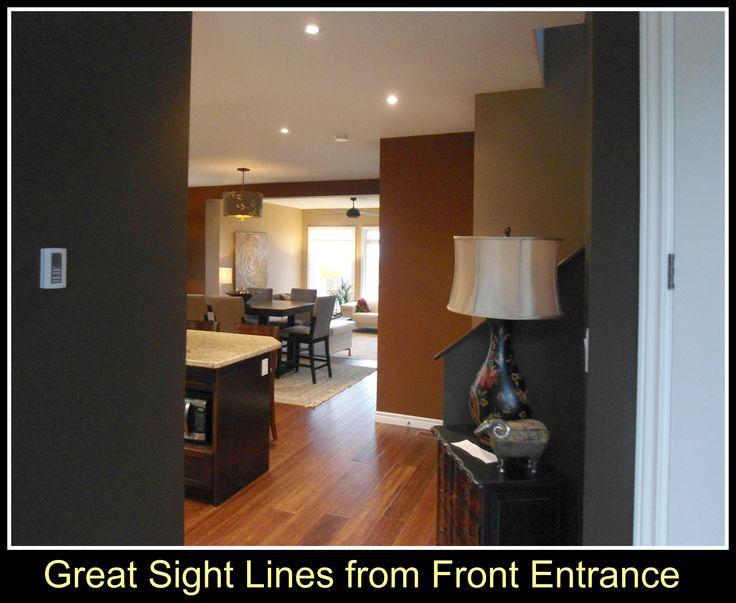 Several Artistic Concepts For Main Door : ... Open Concept Main Floor ...