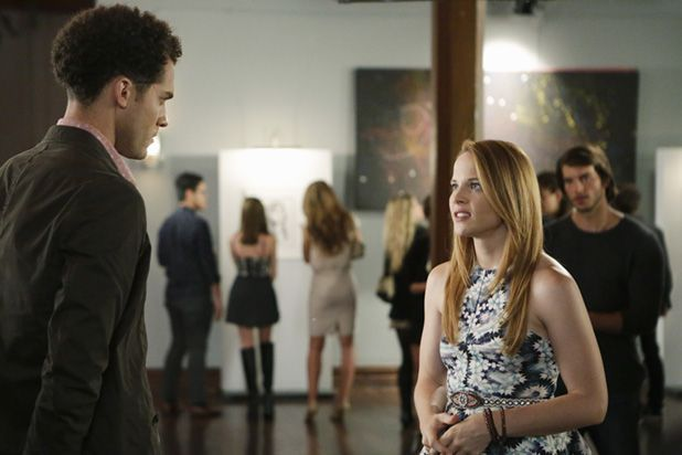 """Monday night's Season 4 finale of """"Switched at Birth"""" ended with a big cliffhanger, but series creator Lizzy Weiss is keeping a tight lid on what's coming next year.  """"Not everything is fleshed out, but there is a general plan,"""" Weiss told TheWrap in an interview about the finale.  Read the full interview"""