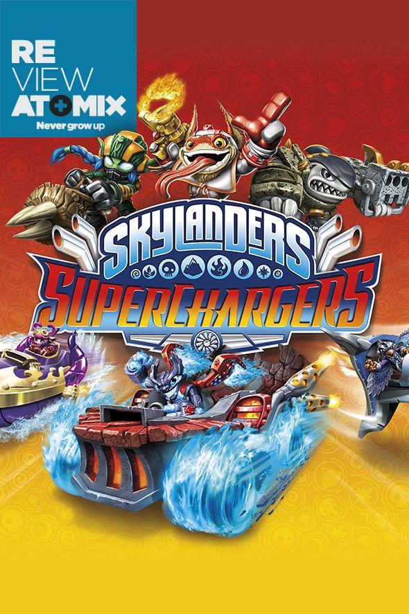Lee REVIEW – Skylanders Superchargers