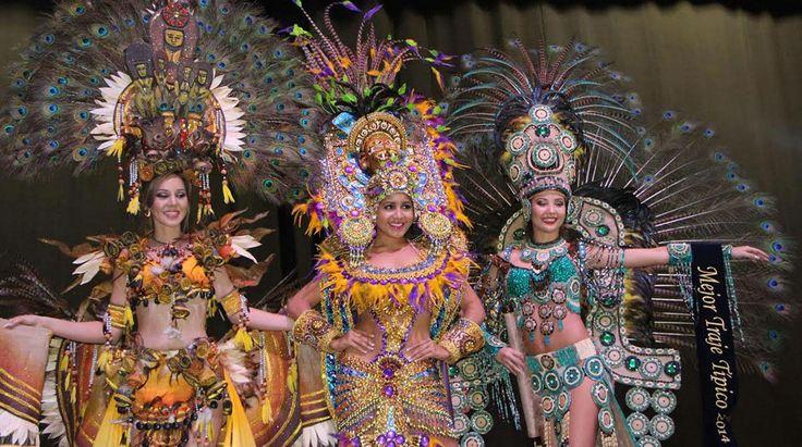 Traje 'Dios de los pájaros', elegido para Miss Ecuador - Gente - Vida y Estilo | El Universo