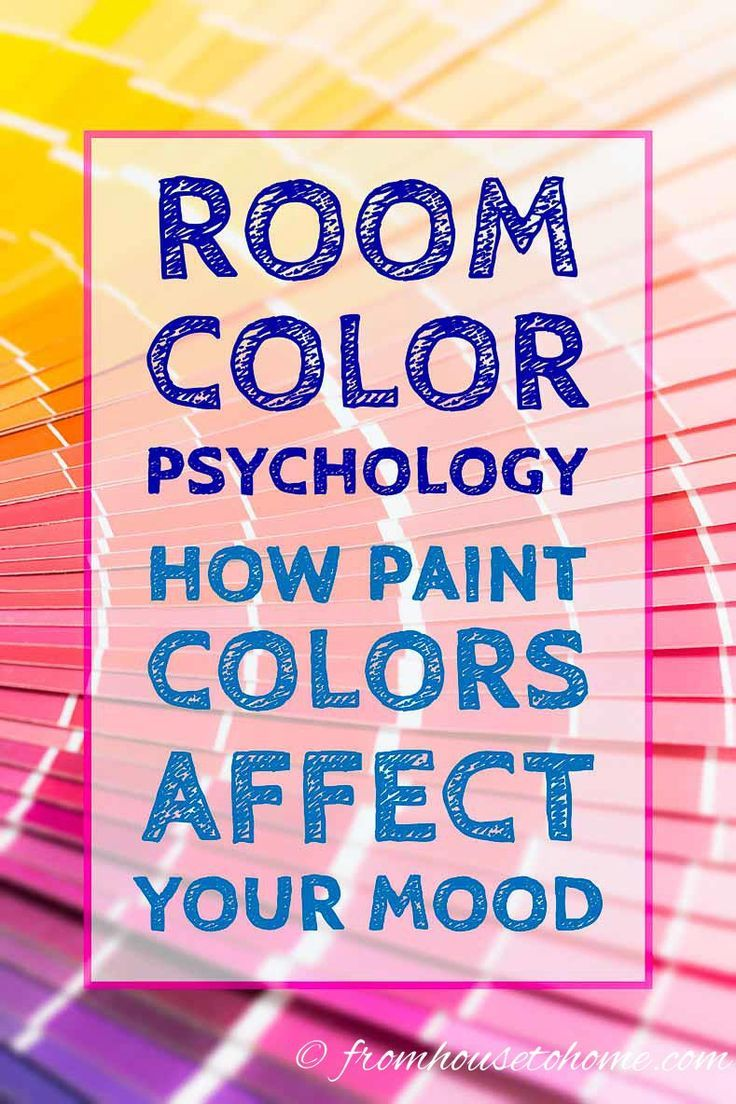 color affects the way people feel