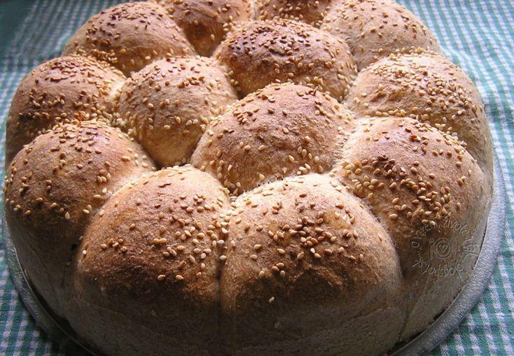 Žemličkový chlieb