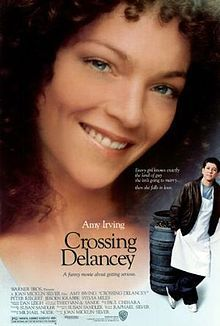 Crossing Delancey - 1988 - Amy Irving, Peter Riegert