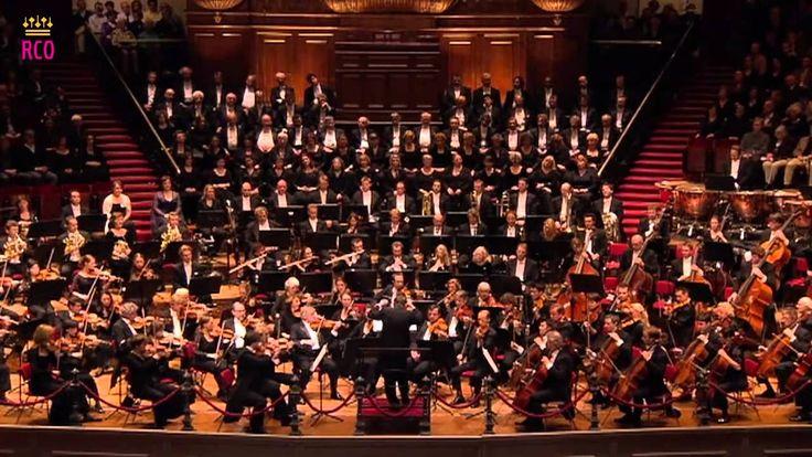 Mahler - Symph No 2 Royal Concertgebouw Orchestra