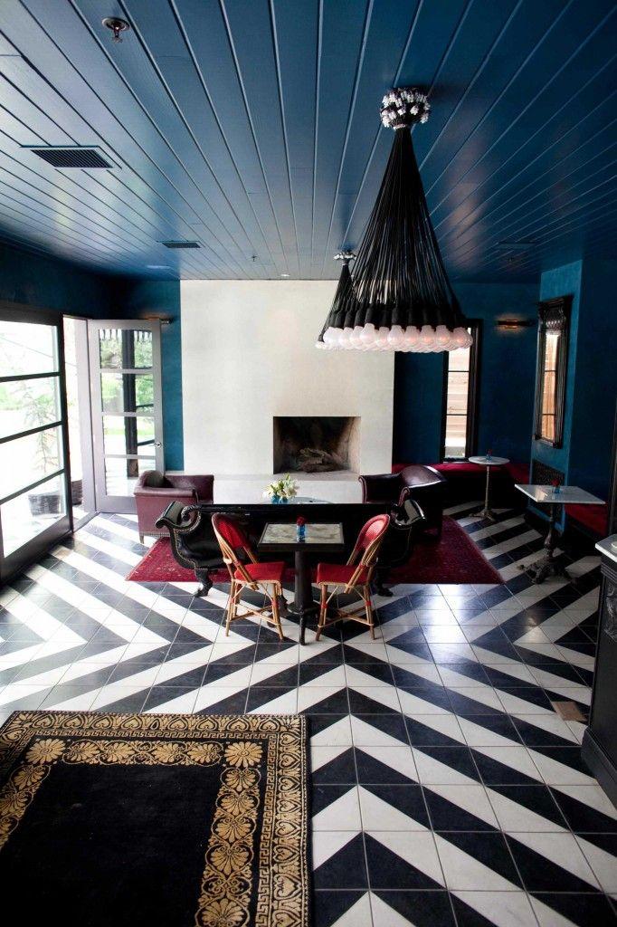 stunning floors // st cecilia