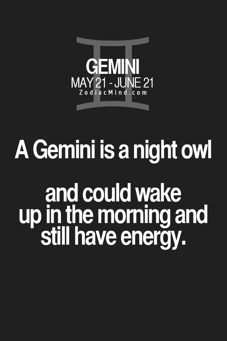 #Gemini This is a lie. I can't wake up with energy. I need coffee before people try to talk to me.