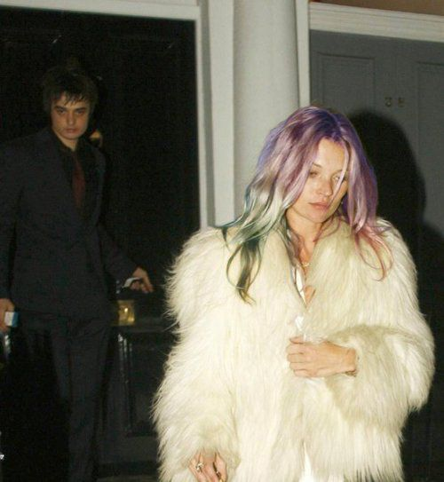 Pete Doherty and Kate Moss, tres cool. www.pinterest.com/stolenfrmmysis