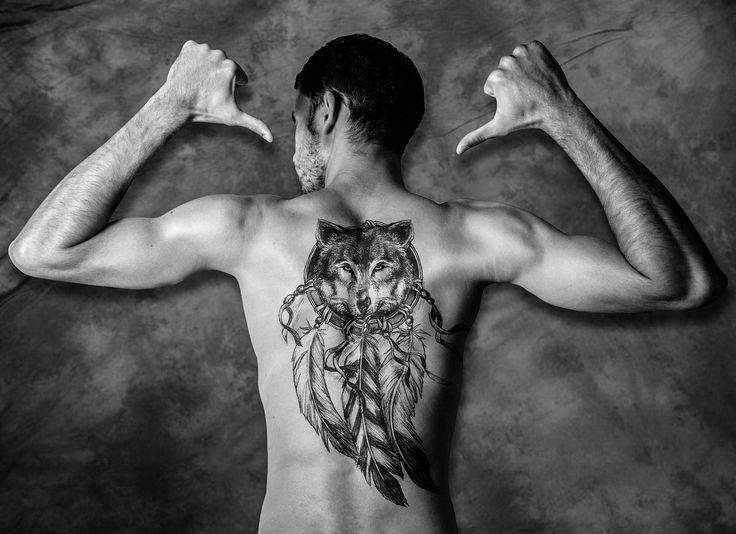 Back Tattoo | Sergio Jimenez | Flickr