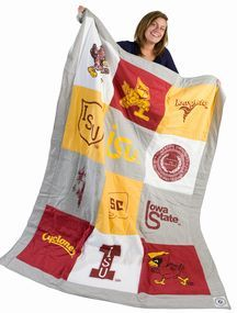 Solution for all my Iowa State shirts!
