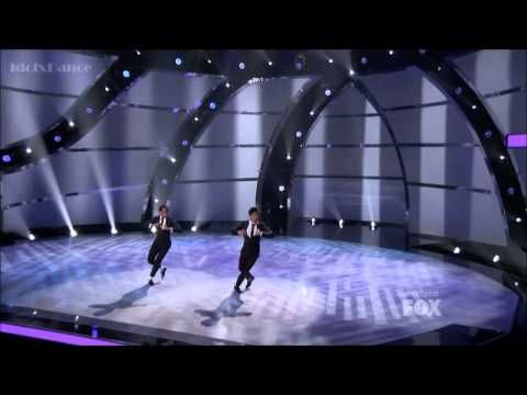 Jasmine & Marco - Blurred Lines (Encore) SYTYCD 10 (Finale) - YouTube