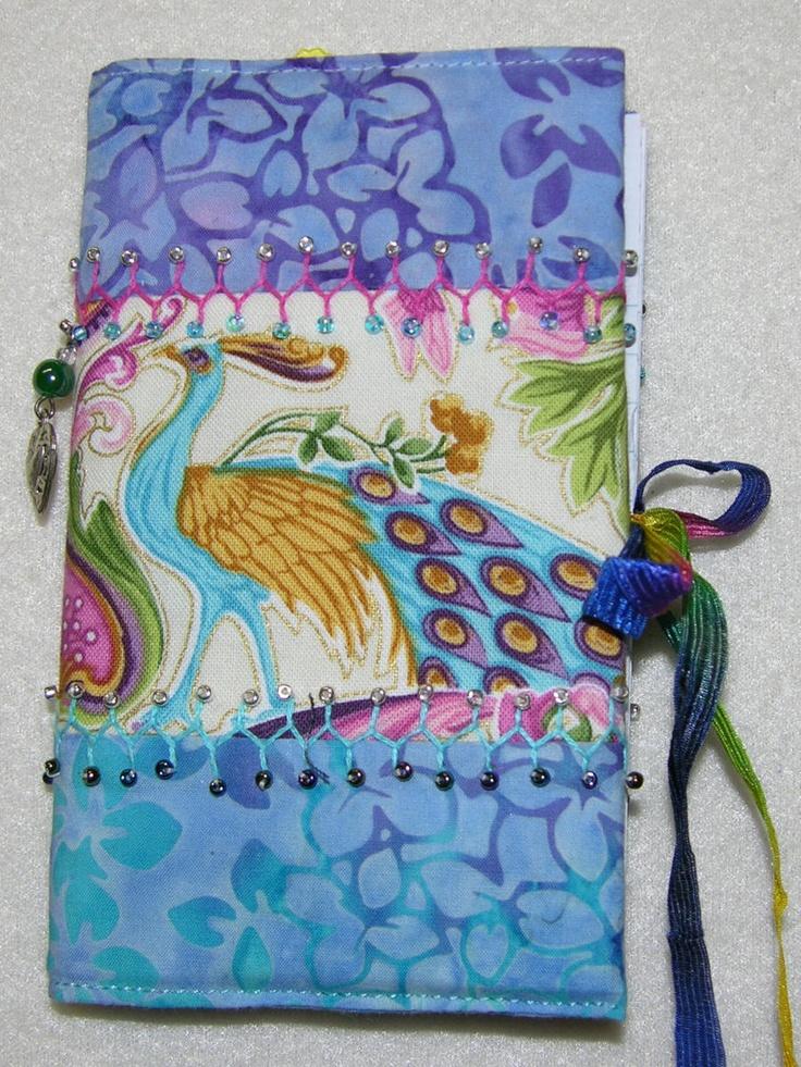 peacock guestbook