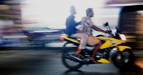 Chennai Police Have a New Shame Tactic to Get Riders to Wear Helmets