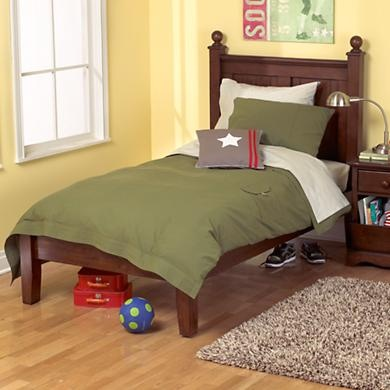 Possible Cargo duvet for boys military room