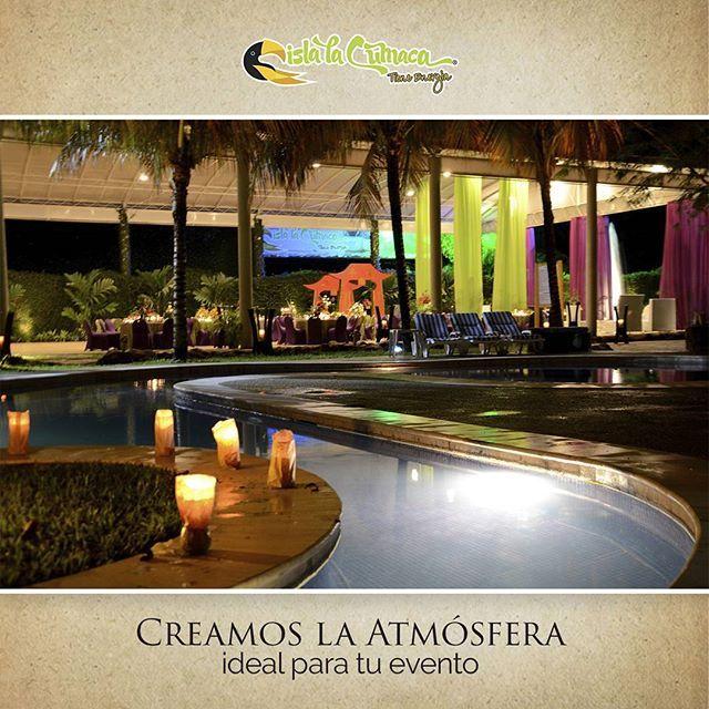"""""""Nuestros espacios están diseñados para la versatilidad que requiera tu evento, es por eso que creamos la atmósfera ideal como la imaginas ... Aquí la creatividad no es límite , es una ventaja .. para mayor información contáctanos. Ven y descubre porque Isla la Cumaca, ¡Tiene energía!  #evento #party #eventos #events #pool #piscina #poolparty #rumba #social #l4l #likeforlike #instavalencia  #carabobo #venezuela #igers #boatardee #sandiego #decoracion"""" by @islalacumaca. #이벤트 #show #parties…"""