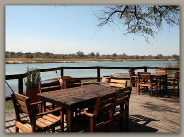 Kaisosi River Lodge - accommodation, lodges in rundu namibia