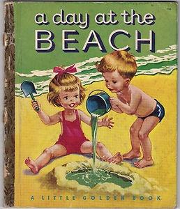 Little Golden Book: A Day at the Beach