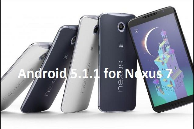 Expect from the Android 5.1.1 update for Nexus 7