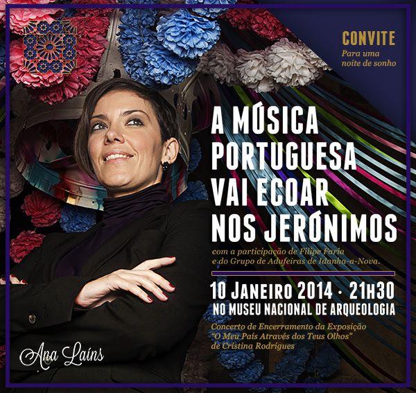 Concerto de Ana Laíns nos Jerónimos | um pastel em belém