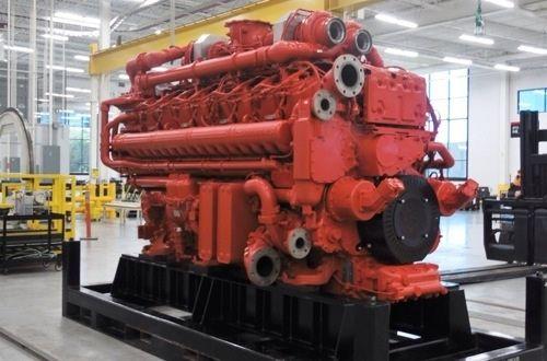 Cummins Completes First QSK95 Rail Engine. Meets (EPA) Tier 4 Emissions  Standards.