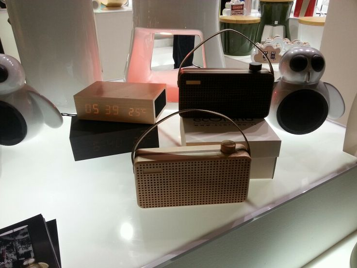 Ecotono.it : wooden bluetooth speakers.