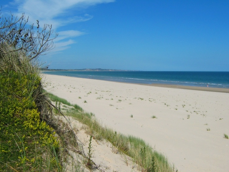 Curracloe Beach, Co. Wexford, Ireland